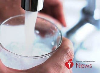 AHA News: Could Adding Minerals to Drinking Water Fight High Blood Pressure?