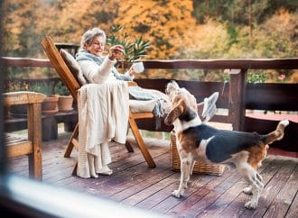 Health Tip: Elderly Companionship