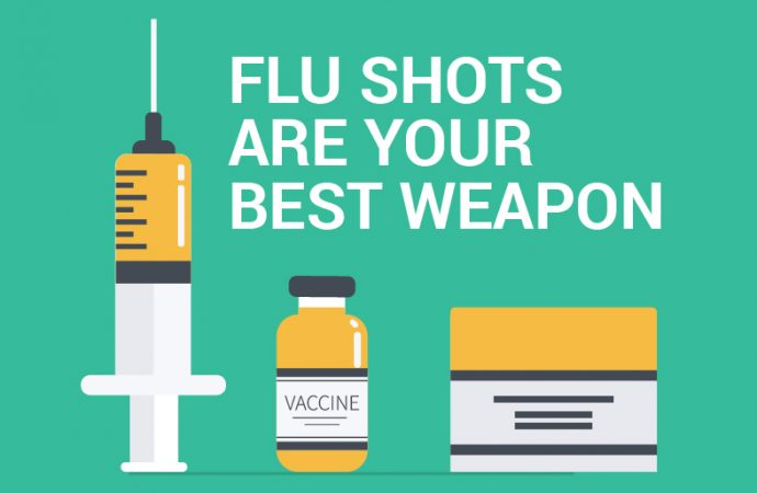 Flu Shots: Your Best Weapon Against the Flu