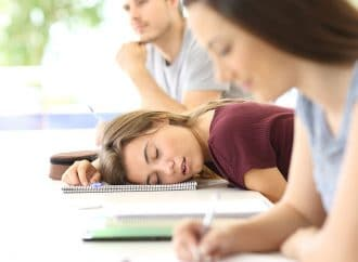 Good Sleep a Must for Teens With ADHD