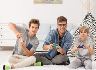 Strengthening Family Ties Through Online Gaming