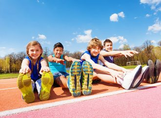 Health Tip: Stretches for Young Athletes