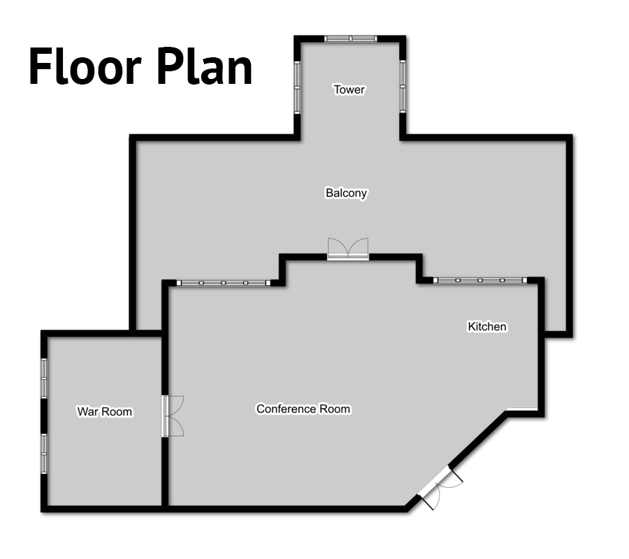 The Veranda Floor Plan